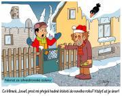 Zimní vtip