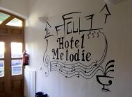 Malování na zeď