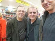 S hercem a režisérem Milanem Šteindlerem