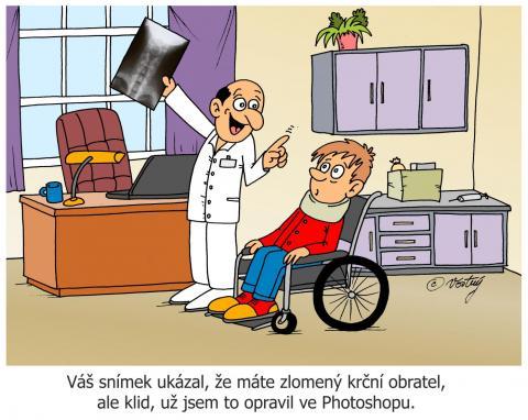 Lékařský vtip