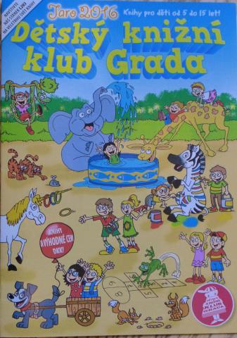 Jarní katalog GRADA