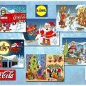 Omalovánky Lidl + Coca-cola